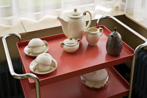 Tea service 'Strand'. Photo Johannes Schwartz